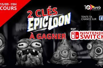 [MAJ-CONCOURS] A Gagner 2 clés du jeu Epic Loon sur Nintendo Switch ! 12