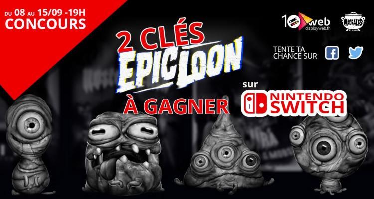 [MAJ-CONCOURS] A Gagner 2 clés du jeu Epic Loon sur Nintendo Switch ! 17
