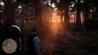 Red Dead Redemption 2 - Lumière pénétrante