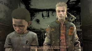 The Walking Dead Ultime Saison Teen et marlon