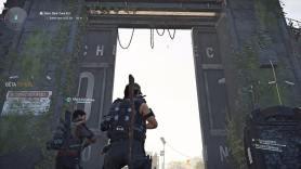 The Division 2 Beta les portes de la dark zone