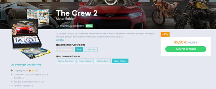 Promo-Printemps-Ubisoft-The-Crew2-Edition-Motor
