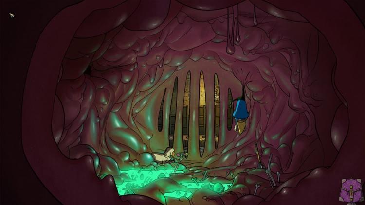 Tsioque une prison d'organe