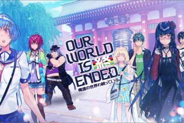 Our World Is Ended écran titre