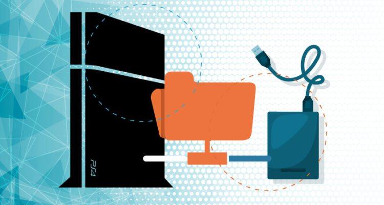 Tuto Ps4 Ajouter un disque dur externe