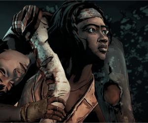 The Walking Dead Definitive Series Michonne