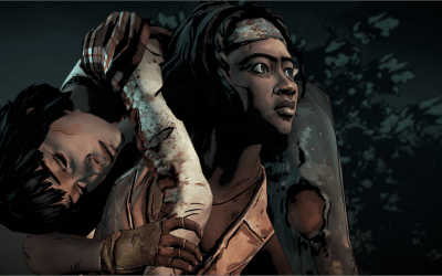 The Walking Dead Definitive Series Michonne