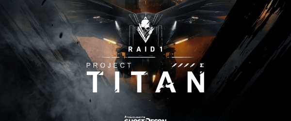 Tom Clancy's Ghost Recon Breakpoint RAID1 Projet Titan