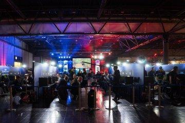 E-sport-evenement