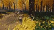 Ghost of Tsushima Tenue jaune