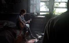 The Last of Us 2 Ellie guitare