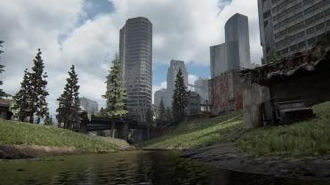 The Last of Us 2 Environnement