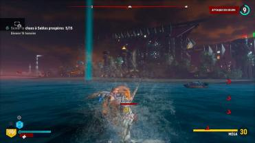Maneater Requin Evolution bateau soirée 2