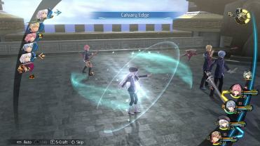 The Legend of Heroes Trails of Cold Steel 3 cavalry edge