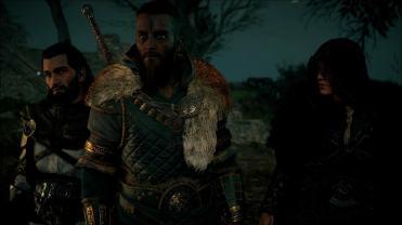 Assassin's Creed Valhalla PS5 Basim Sigurd Eivor