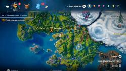 Immortals Fenyx Rising map