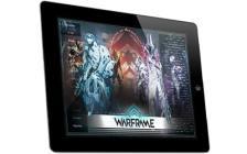Programmation métiers du jeu vidéo - Warframe tablette