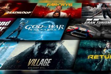 Découvrez Les Jeux Les Plus Attendus Sur PS5 14