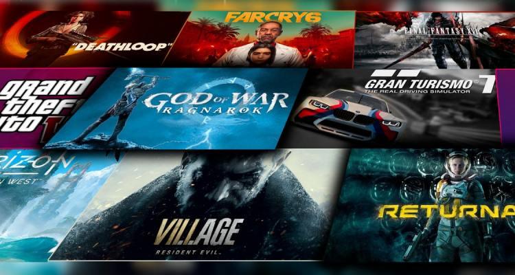 Découvrez Les Jeux Les Plus Attendus Sur PS5 20