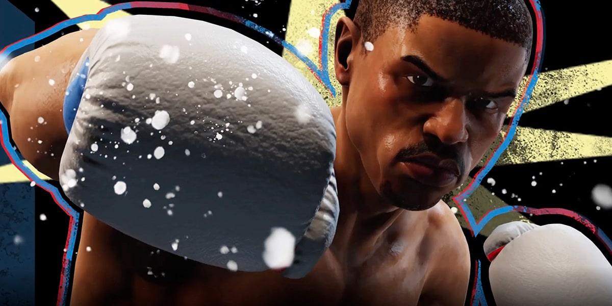 Big Rumble Boxing Creed Champions Creed attaque