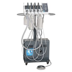 HIGHDENT Quattro Veterinary Dental Unit
