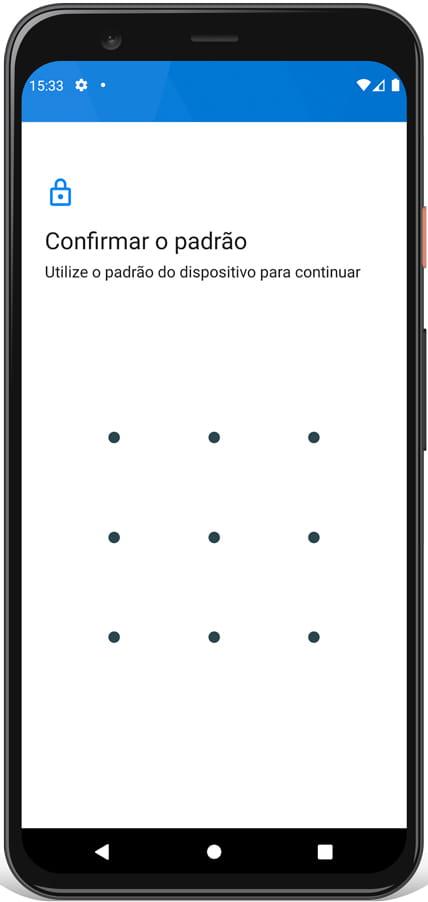Padrão Android