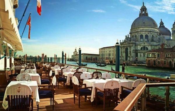 Venezia ristorante Gritti  Dissapore