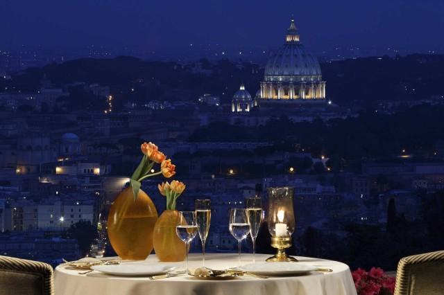 Roma i ristoranti de La Grande Bellezza  Dissapore