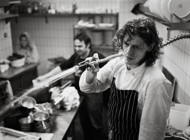 Libri di cucina White Heat di Marco Pierre White  Dissapore