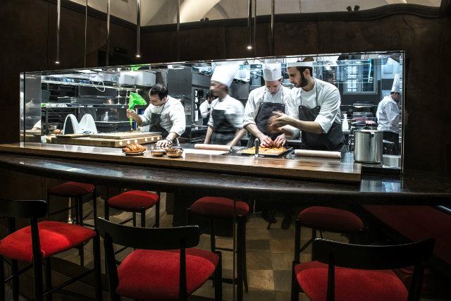 Ristoranti Guida Michelin il tavolo dello chef  Dissapore