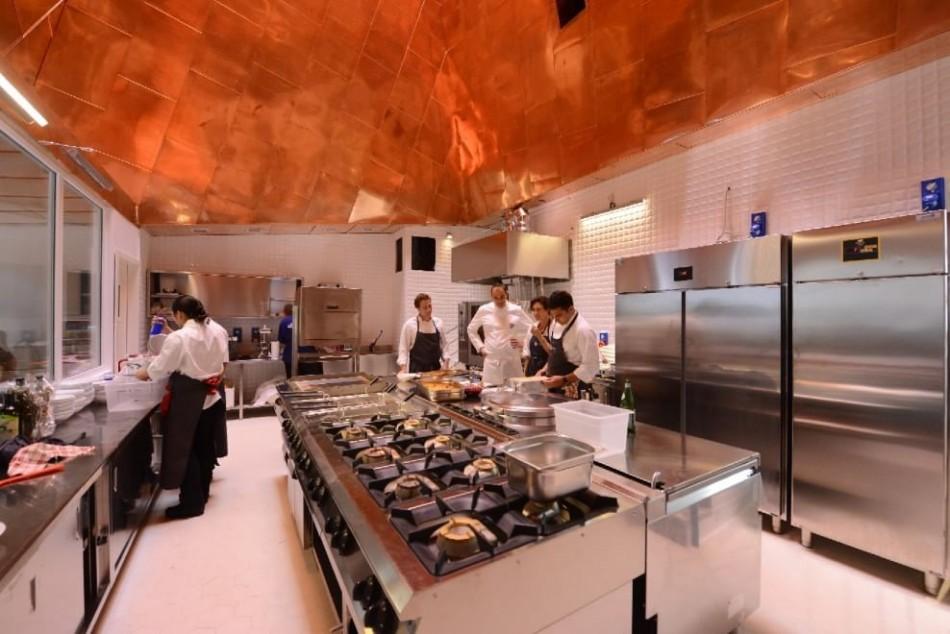 Expo 2015 Bottura apre il Refettorio ambrosiano  Dissapore