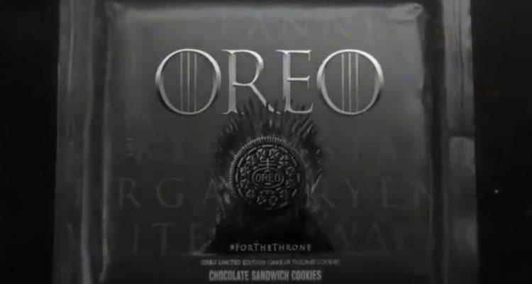 Il Trono di Spade hanno fatto gli Oreo dedicati alla serie con sigla dedicata  Dissapore
