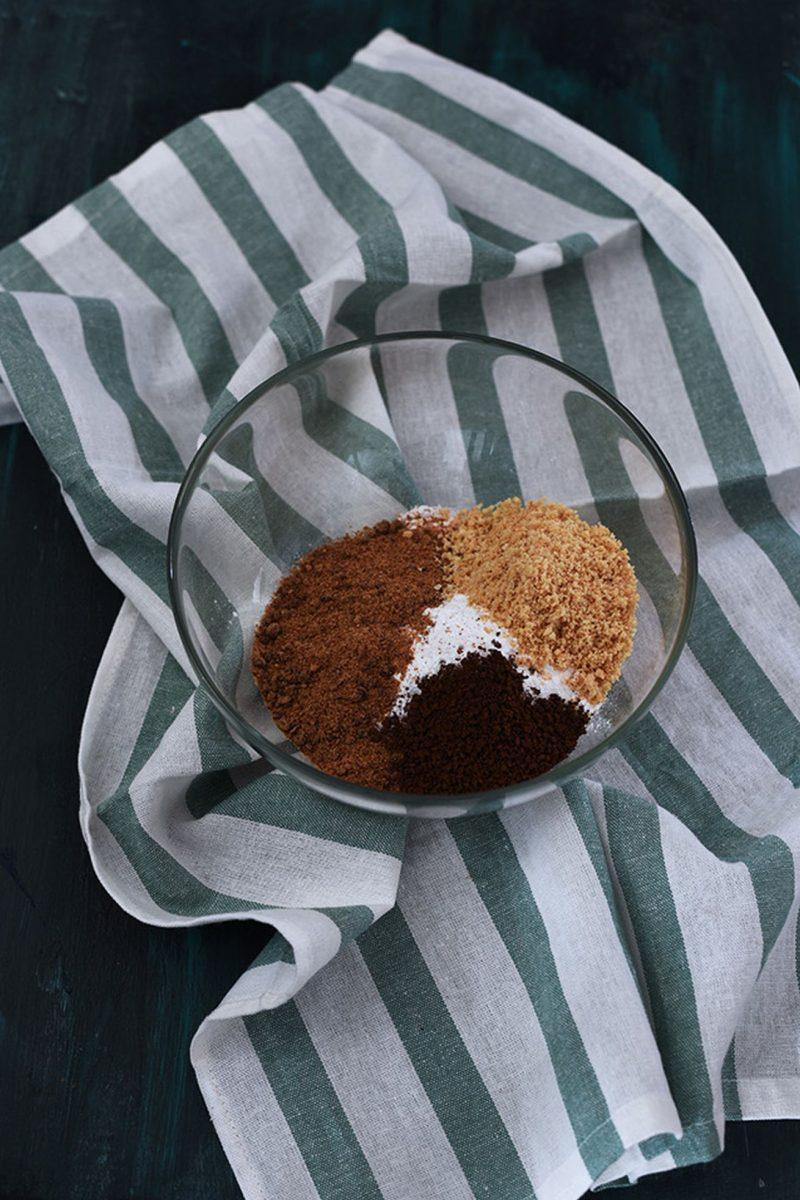 pudding al cioccolato ingredienti