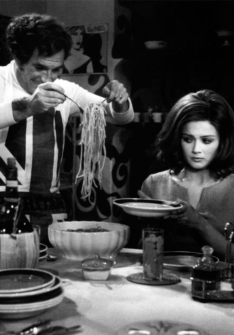 ugo tognazzi spaghetti carbonara