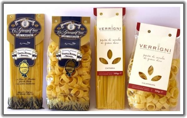 Prova dassaggio pasta Cav Cocco vs Verrigni  Dissapore