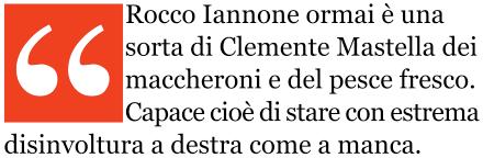 La frase del giorno  Con tutto il rispetto per Clemente Mastella  Dissapore