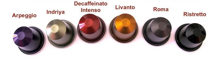 Prova dassaggio caff Nespresso  Dissapore