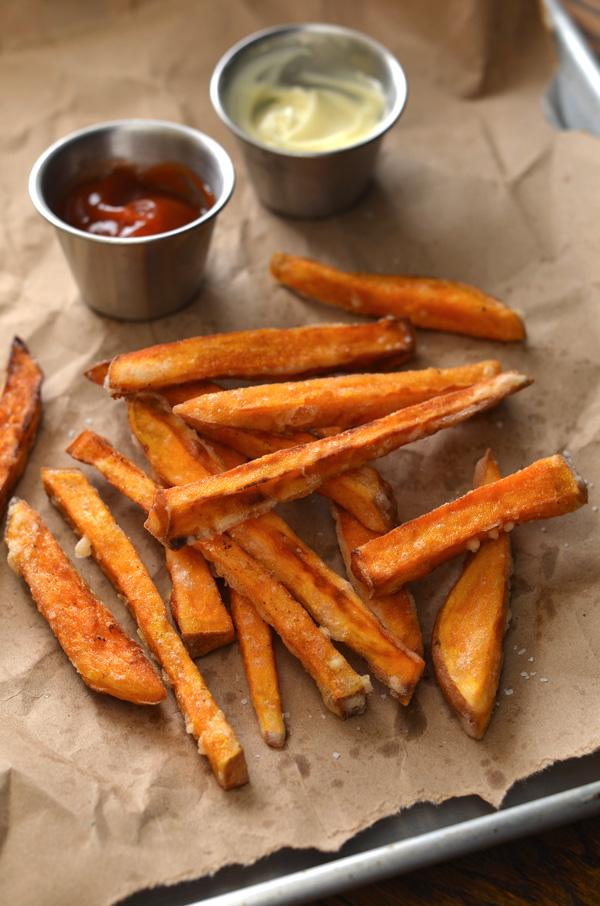 Seriamente patate fritte croccanti  Dissapore
