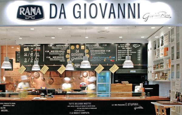 Ristoranti Giovanni Rana il fast food della pasta  Dissapore
