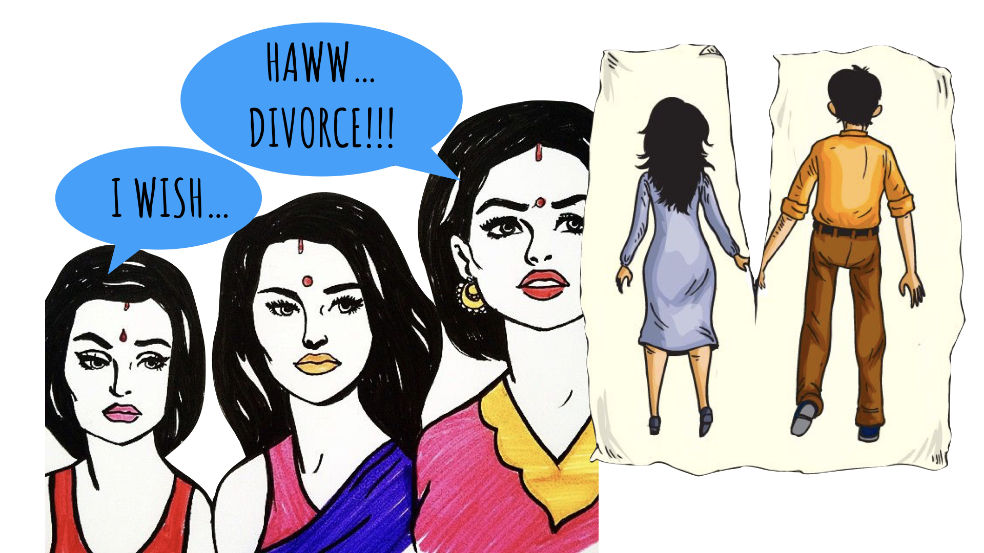 Why Is Divorce Still Looked Down Upon By South Asians