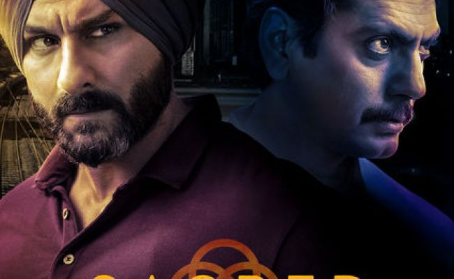Sacred Games India Gives Its First Binge Watch Series On