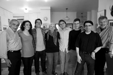 The Dissent staff, Spring 2013.