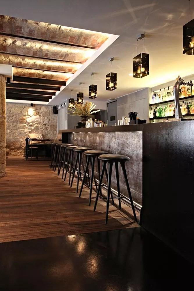 Diseo y Decoracin Restaurante Moderno KOA  Palma de