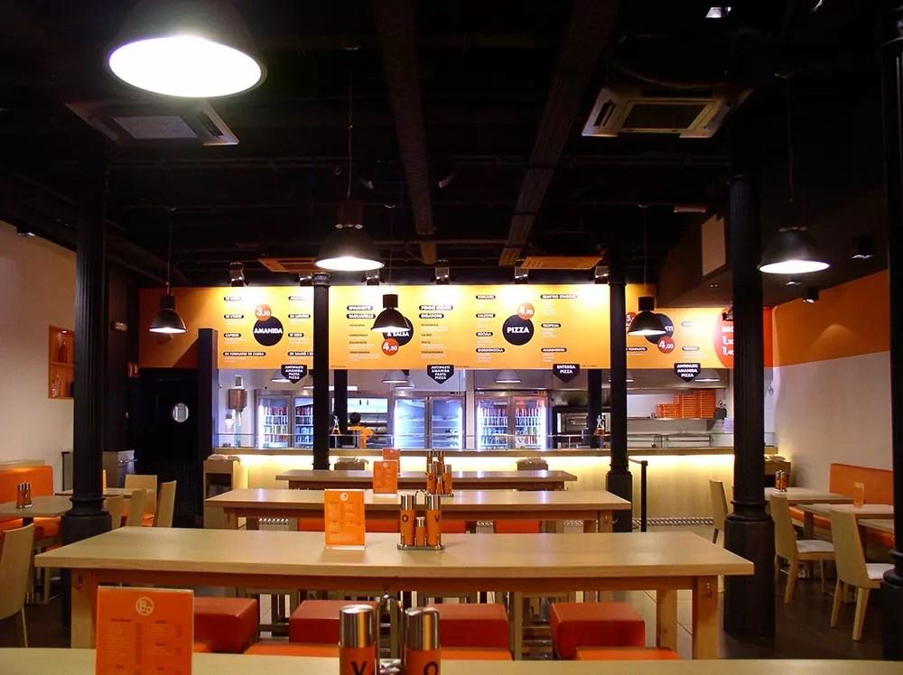 Diseo y Decoracin Restaurante Bo  DA2 ARQUITECTURA