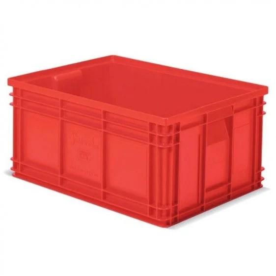 Caja de plstico apilables ZEUS