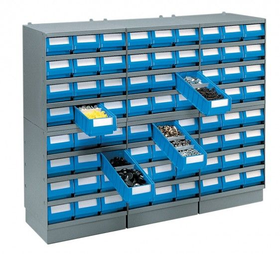Armarios RKBOX para cajas