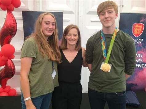 Seth Read, Julie Davy, Helen Richardson-Walsh (3567424)