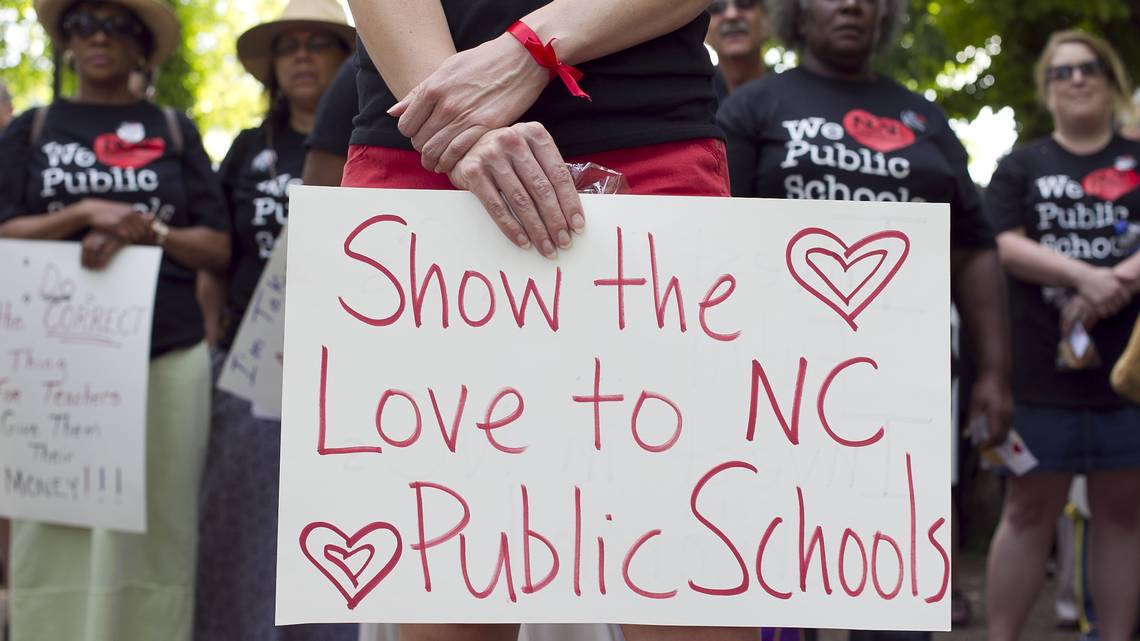 Image result for opting out of public school in North Carolina