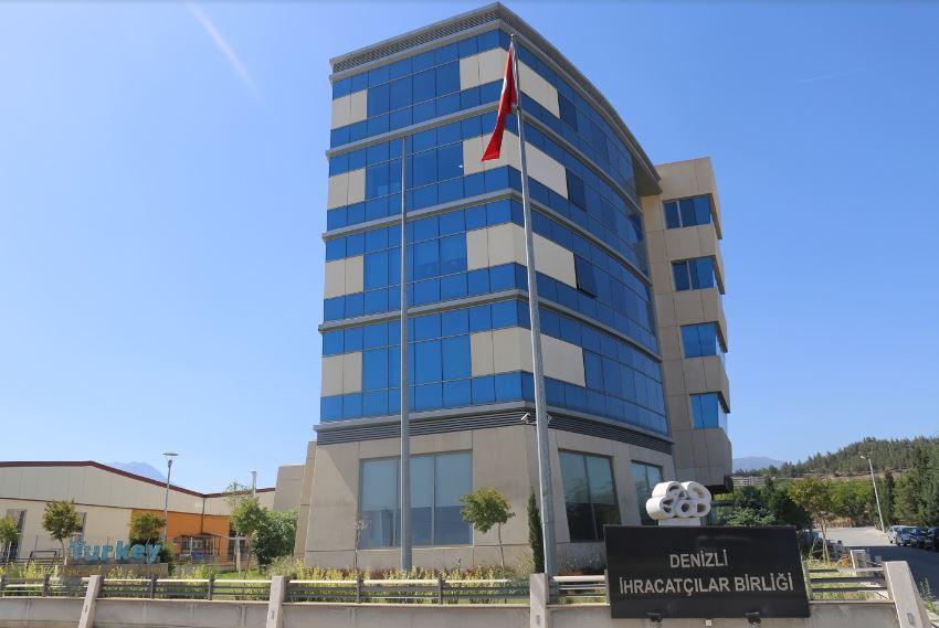 Denizli İhracatçılar Birliği Binası