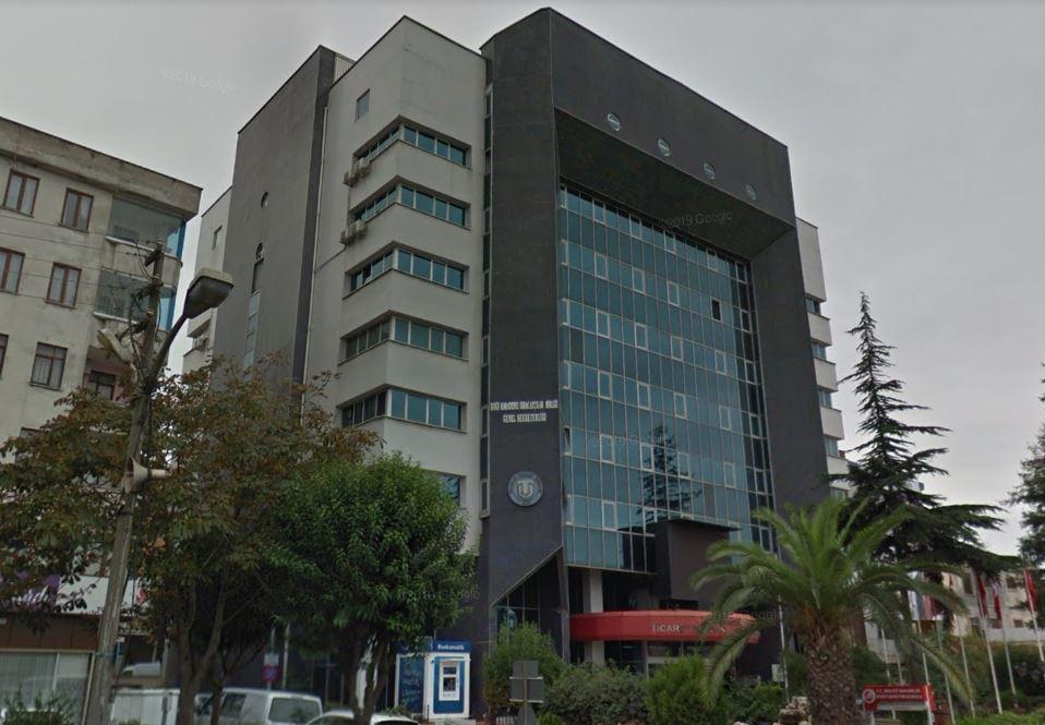Doğu Karadeniz İhracatçılar Birliği - Binası